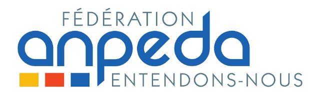 Logo de la Fédération ANPEDA