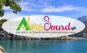 Logo de l'association Alpes Sourds 05