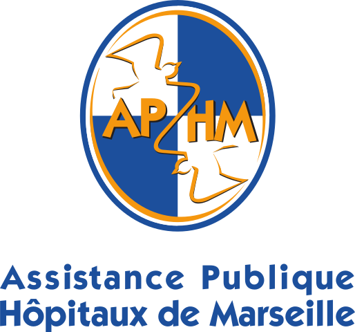 Logo de l'Assistance Publique Hôpitaux de Marseille