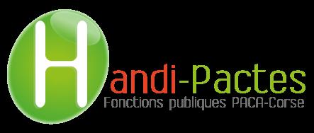 logo handipactes PACA Corse
